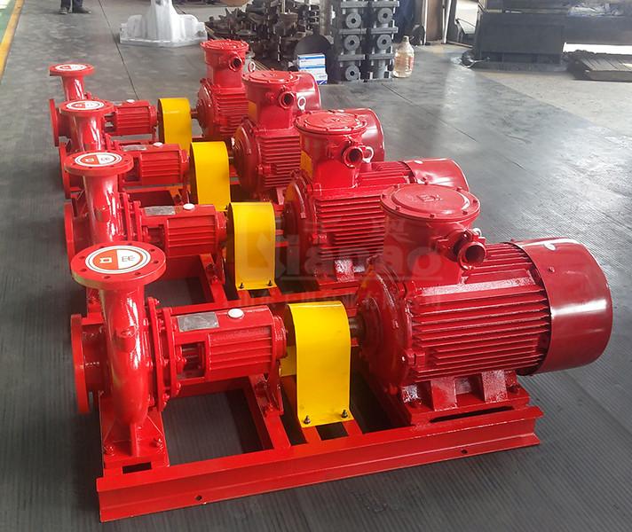 ISW卧式多级消防泵